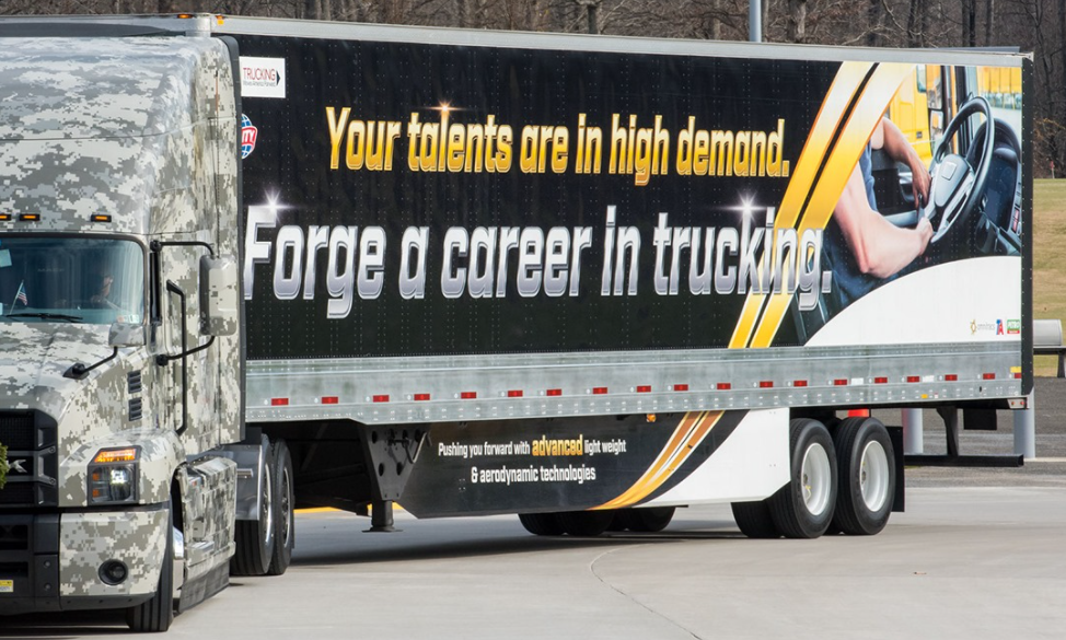The Log Book: Workforce Heroes teaches Iowa students about trucking industry