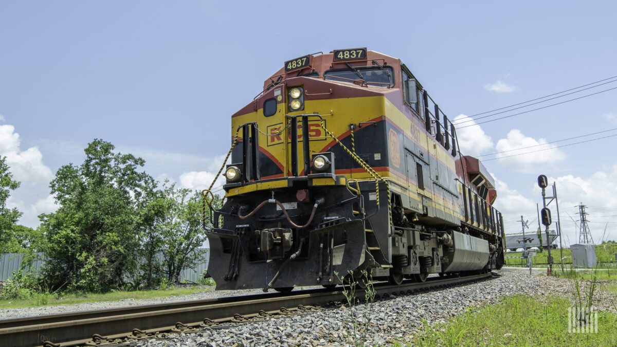 KCS CFO: Merger with CN offers 'financial flexibility and freedom'