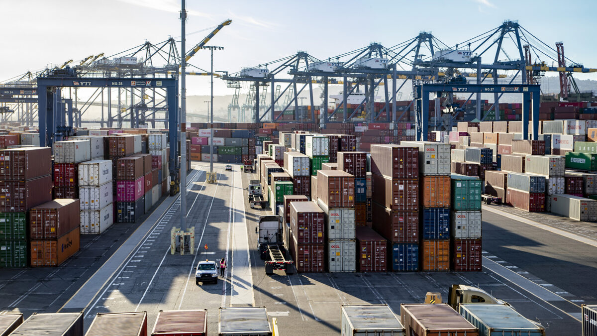 Congress drafting law barring ocean carriers from refusing U.S. exports
