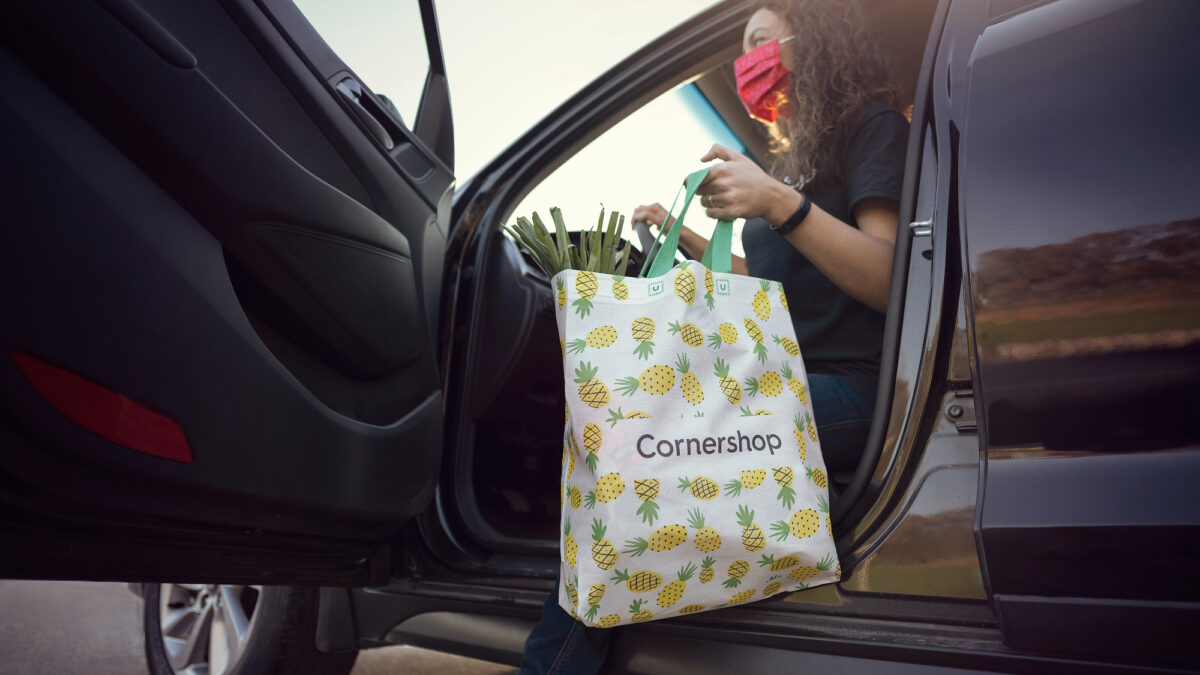 Uber to acquire remaining share of on-demand grocer Cornershop