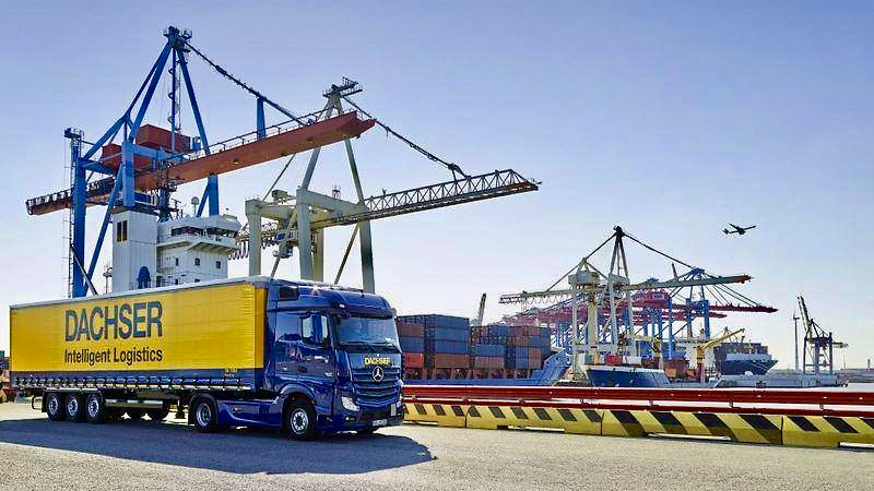 Dachser Mexico expands trade with LCL service to Brazil