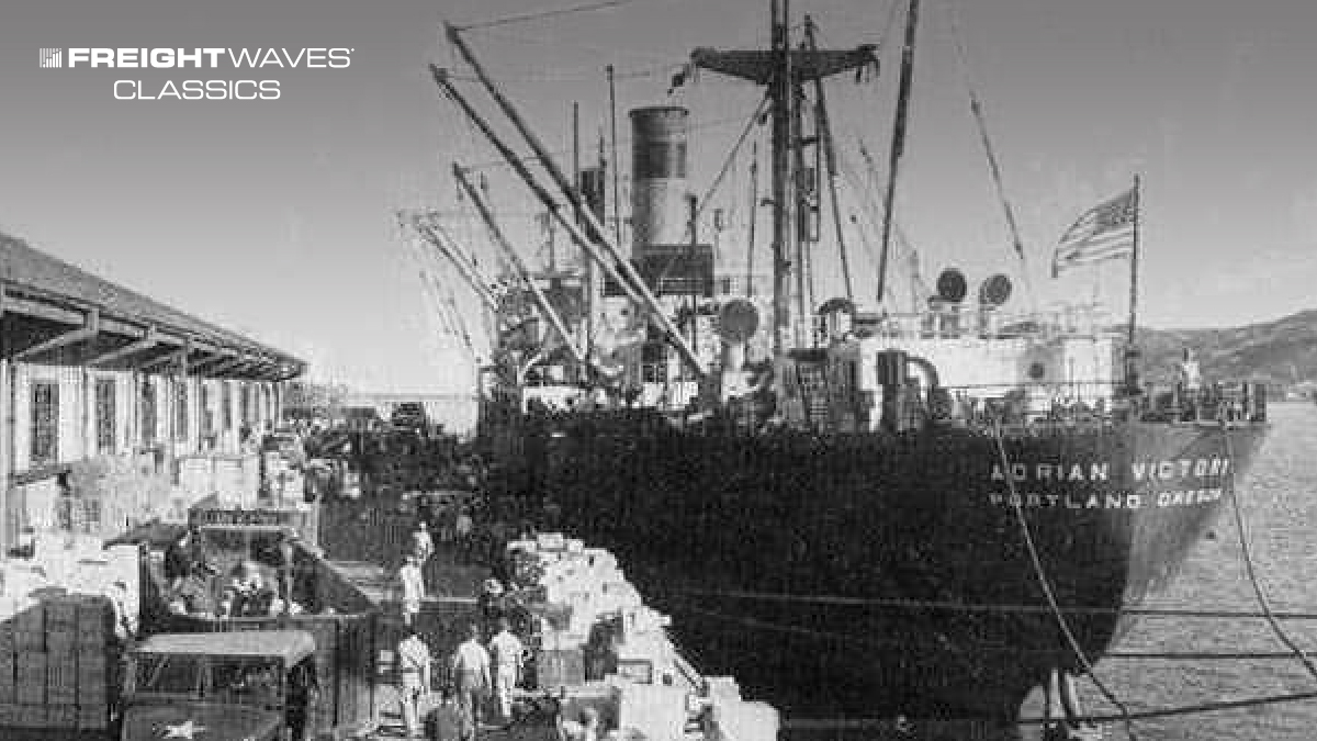 FreightWaves Classics: The importance of logistics in the Korean War