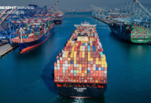 Cargo ships at the Port of Los Angeles. (Photo: Port of Los Angeles)