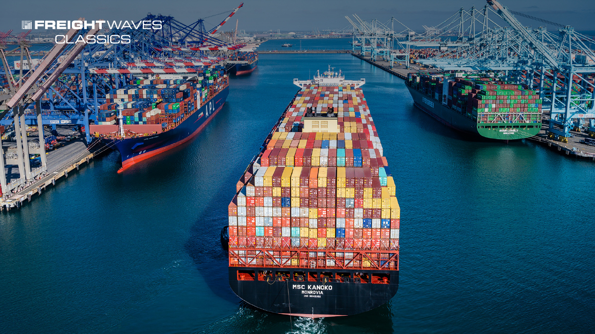 FreightWaves Classics: Port of Los Angeles is the nation's busiest!