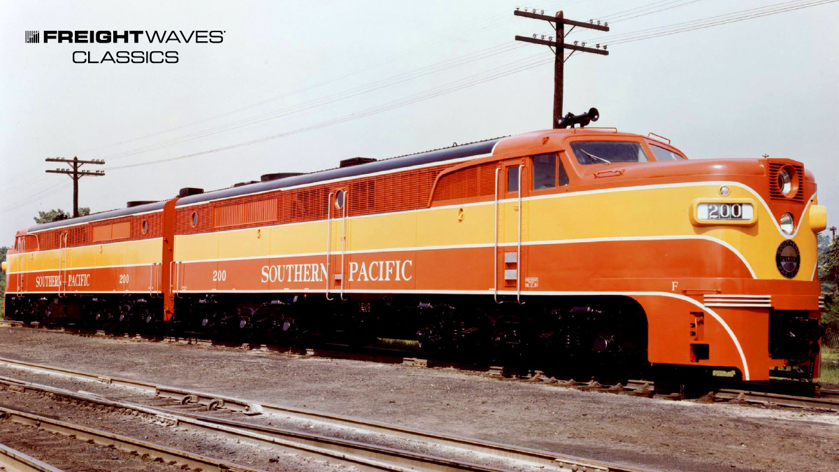 FreightWaves Classics: Fallen Flags – Southern Pacific Railroad