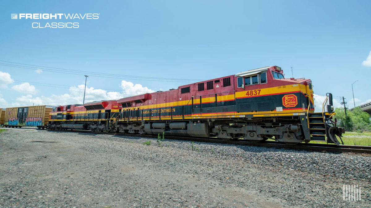 FreightWaves Classics: Surface Transportation Board has regulated railroads for 25+ years