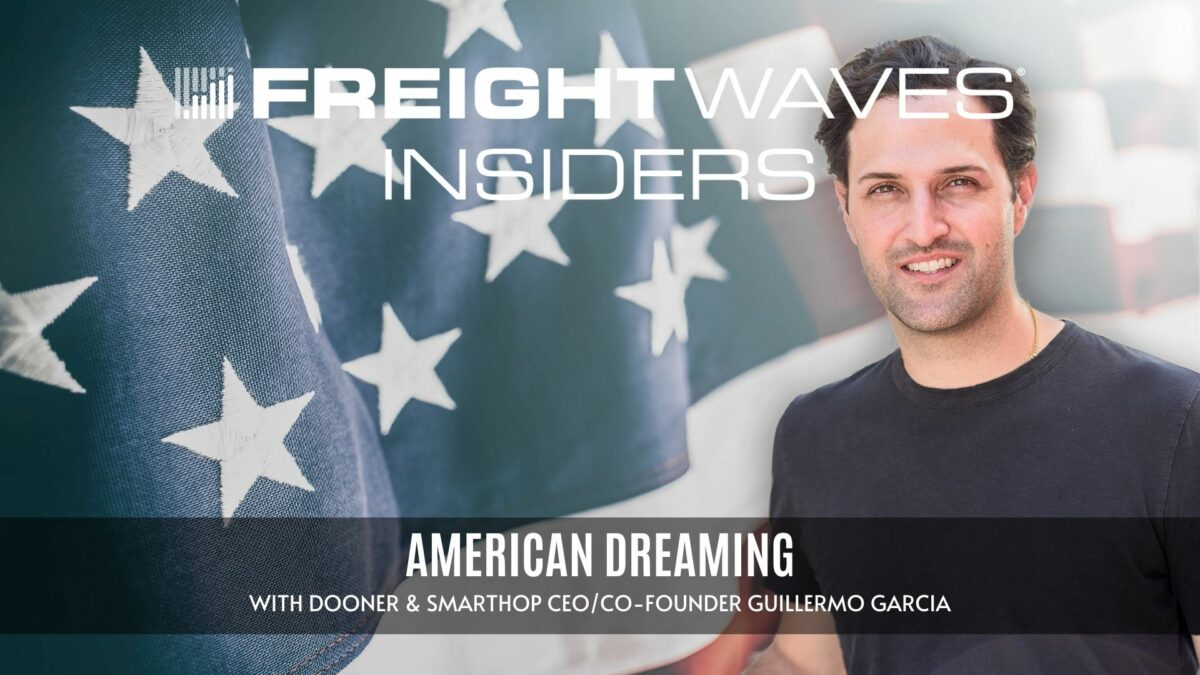 American dreaming with SmartHop CEO/co-founder Guillermo Garcia — FWI