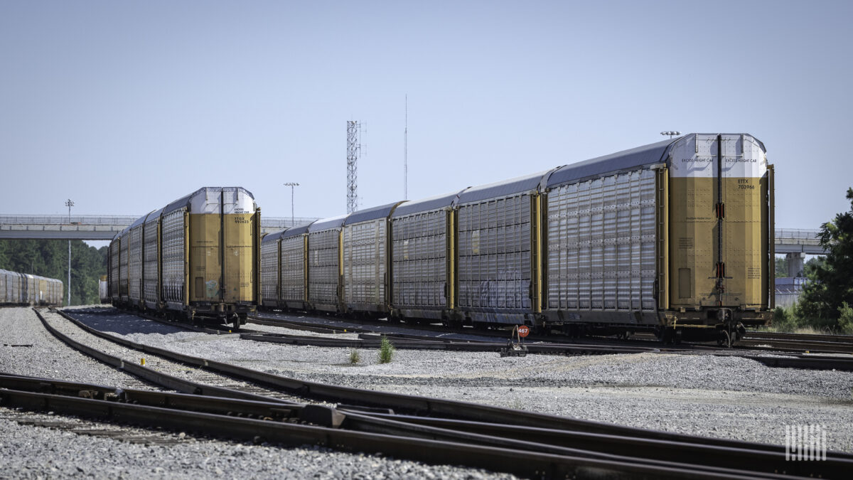 FreightWaves Flashback: Ford reduces in-transit damage by 70%