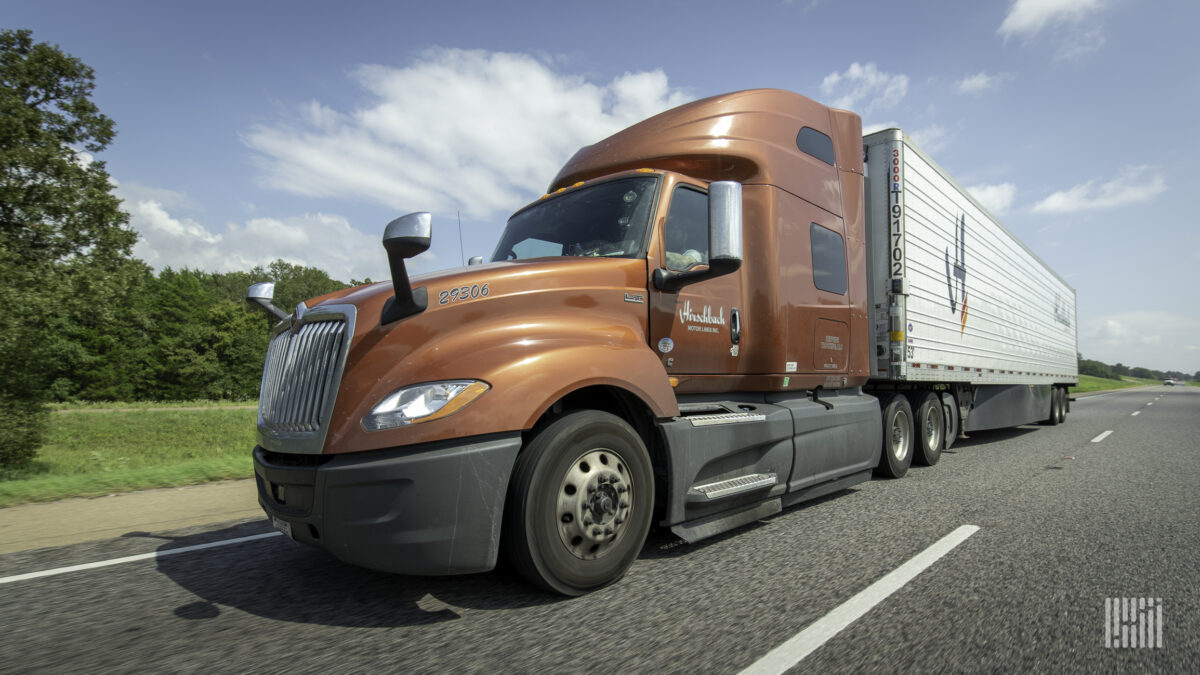 The Daily Dash: New addition for refrigerated carrier