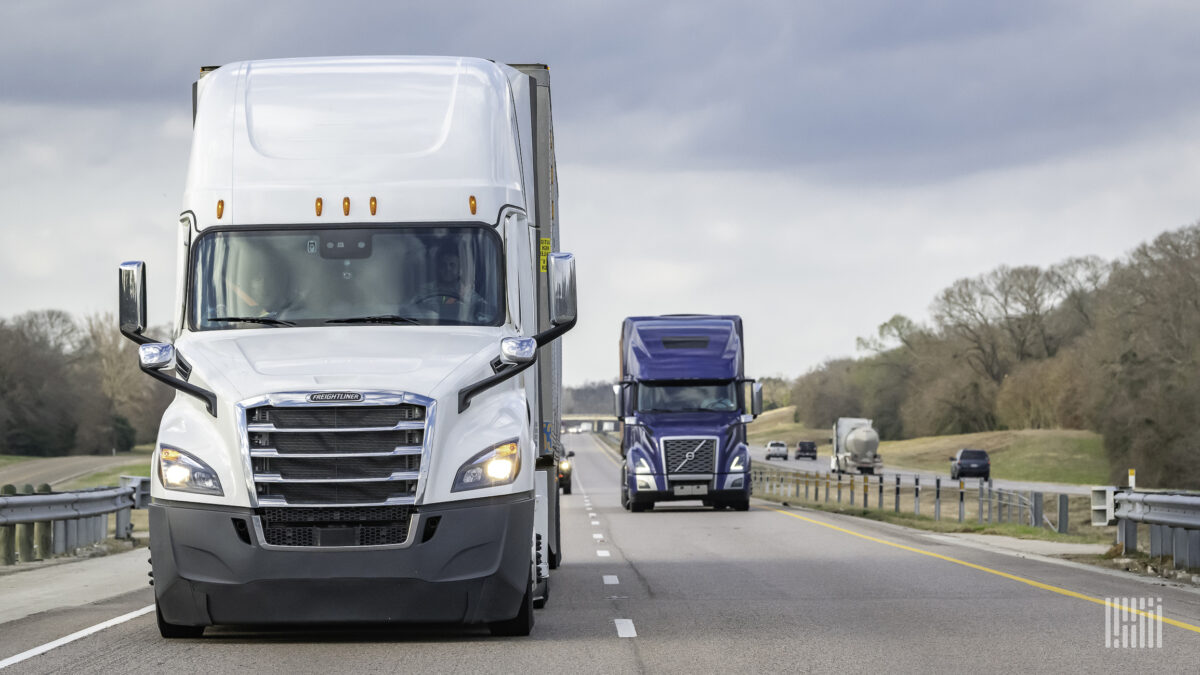 Freight boom barrels through May, Cass reports