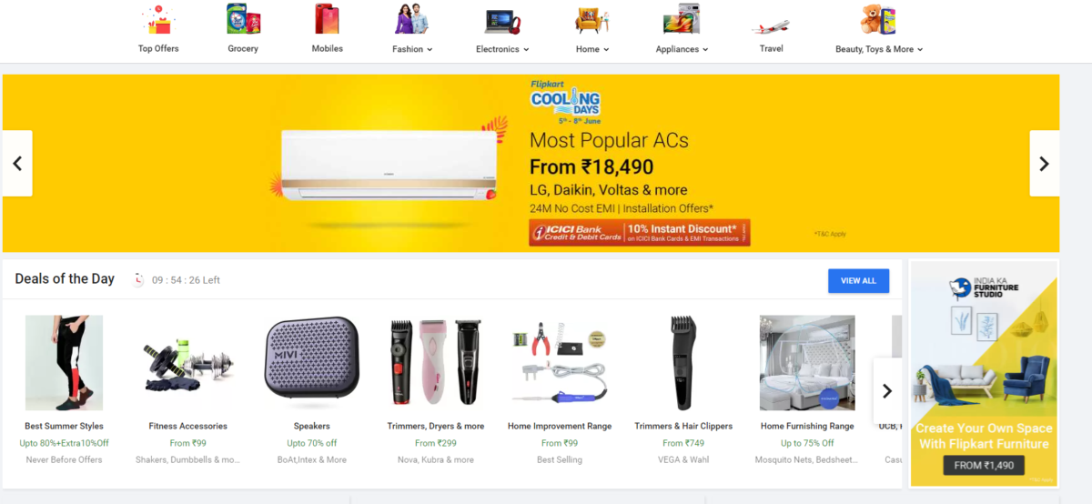 India's Flipkart said to be looking for $3B in funding
