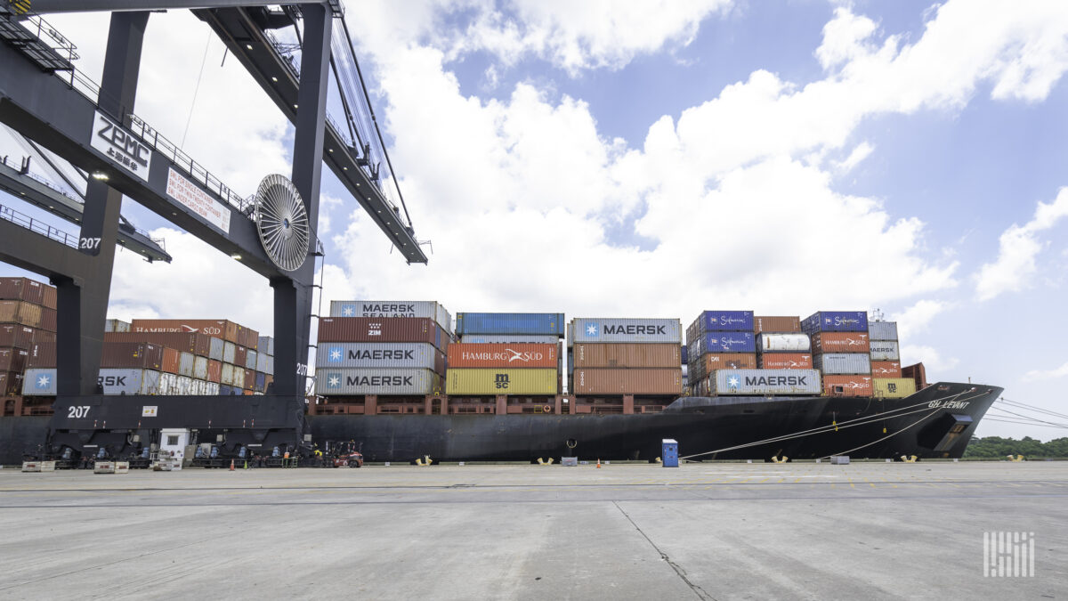 Exclusive: AgTC submits proposals to address ocean shipping crisis