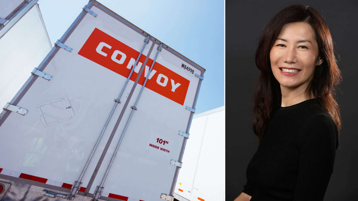 New Convoy CTO aims for Amazon-style innovation in transportation industry