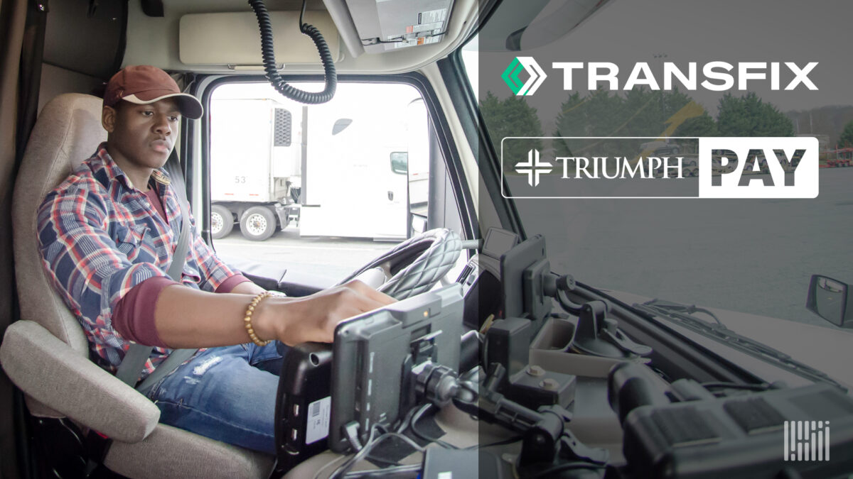 Transfix partners with TriumphPay for seamless carrier payments