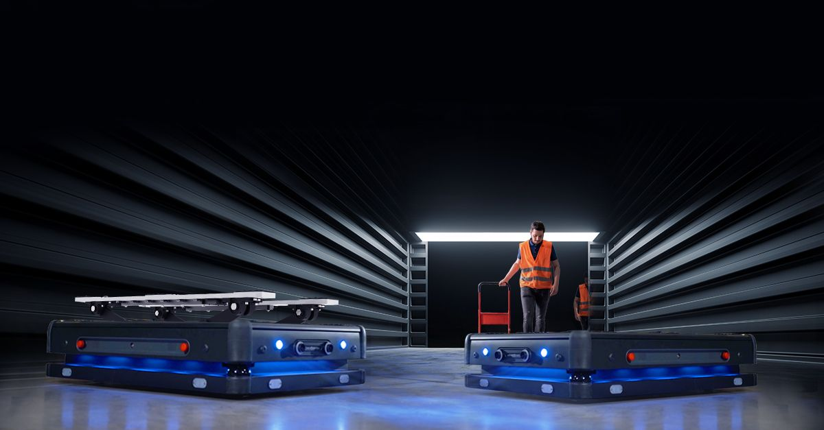 Gideon Brothers raises $31M for 3D robotic technology