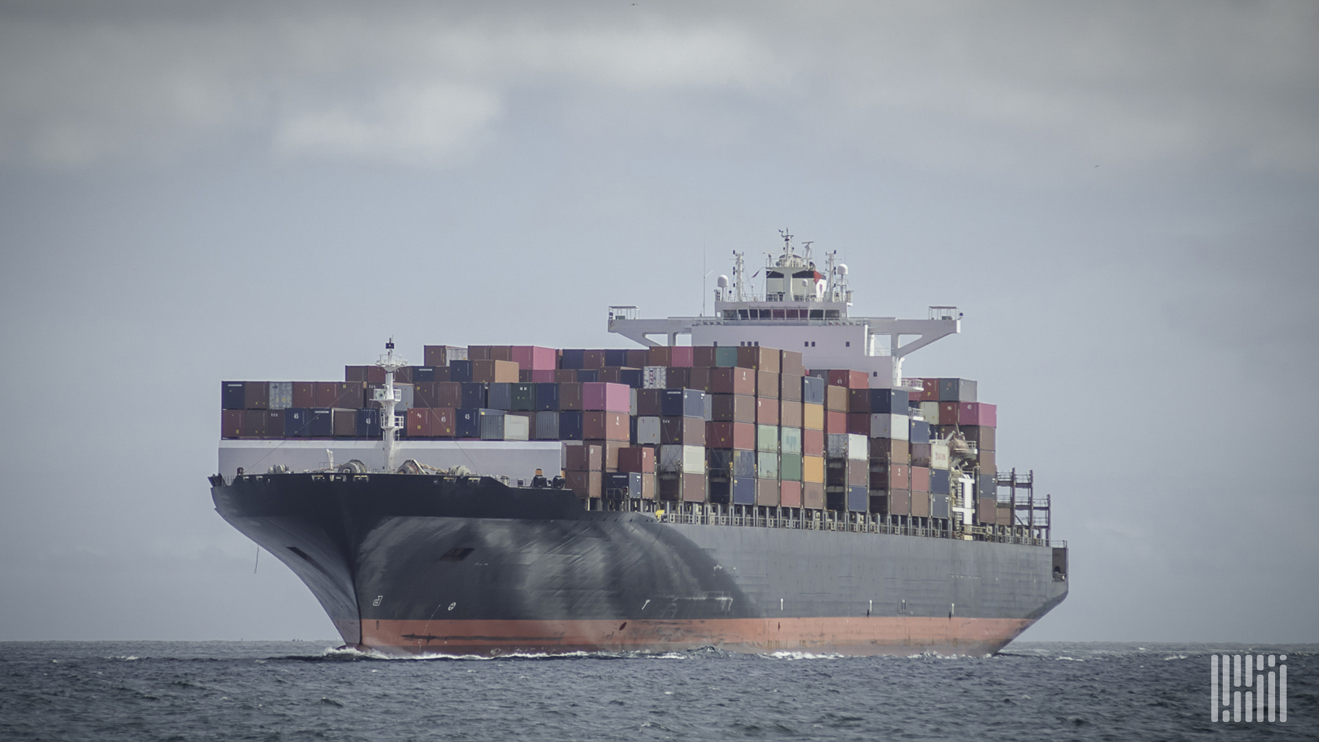 More container imports on the way