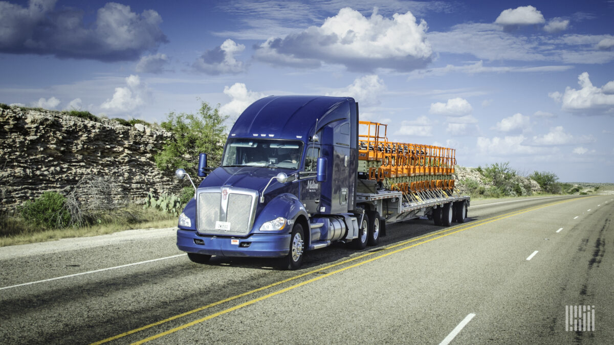 Melton Truck  Lines announces driver pay increase