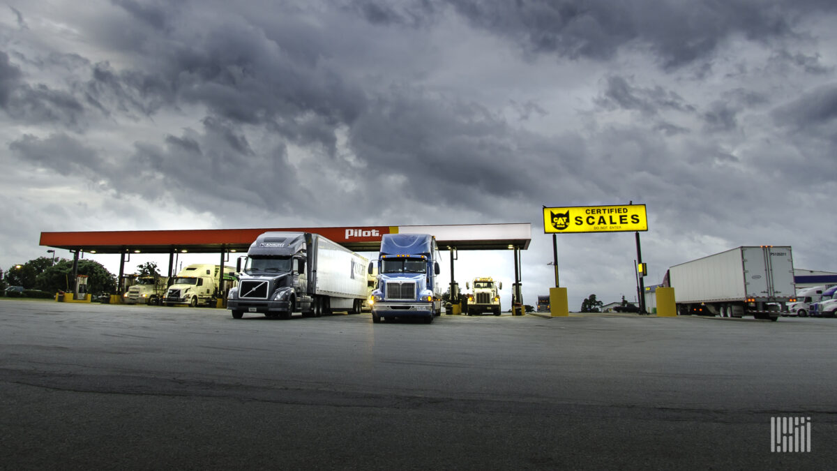 Are 'near-zero-emissions' diesel trucks delaying electric vehicle adoption?