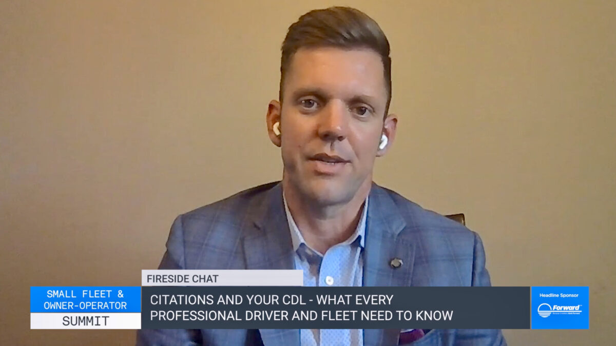 Small Fleet Summit: TVC Pro-Driver helps drivers stay on the road