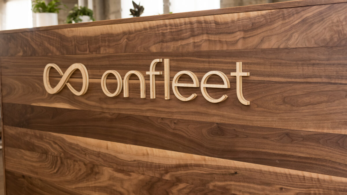 Onfleet software helps facilitate over 100M deliveries