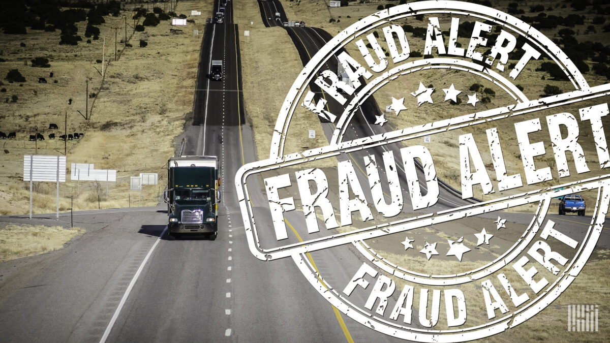 Feds claim trucking company owner bought house, cars with PPP loan