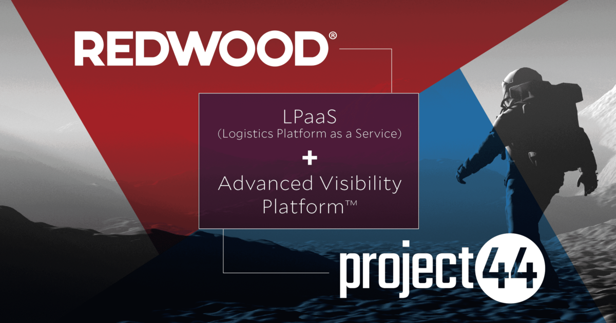 Redwood, project44 joint offering leverages each company's strengths