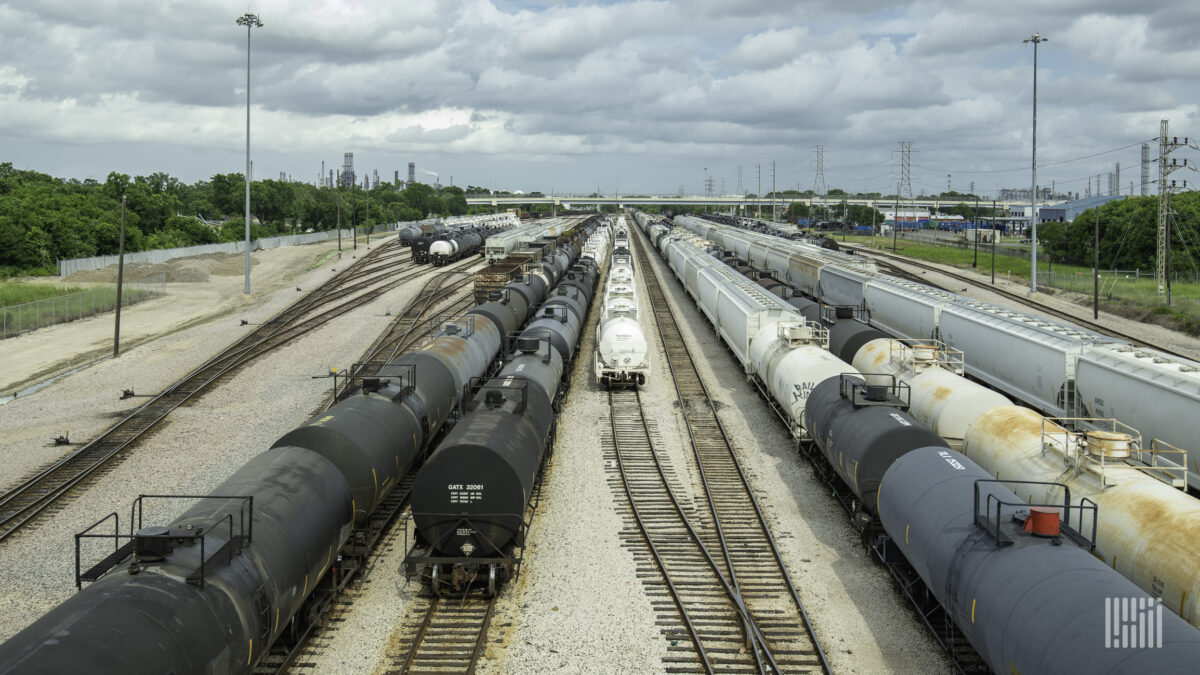 Rail Roundup: Enstructure acquires Patriot Ports; TNW, OneRail Coalition make executive moves