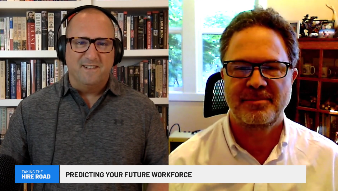 Predicting your future workforce — Taking the Hire Road