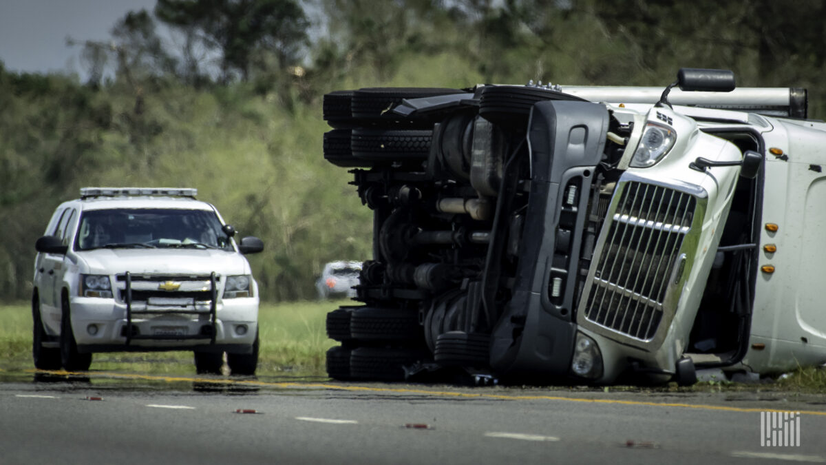 Safety expert reflects on emotional toll of truck accident