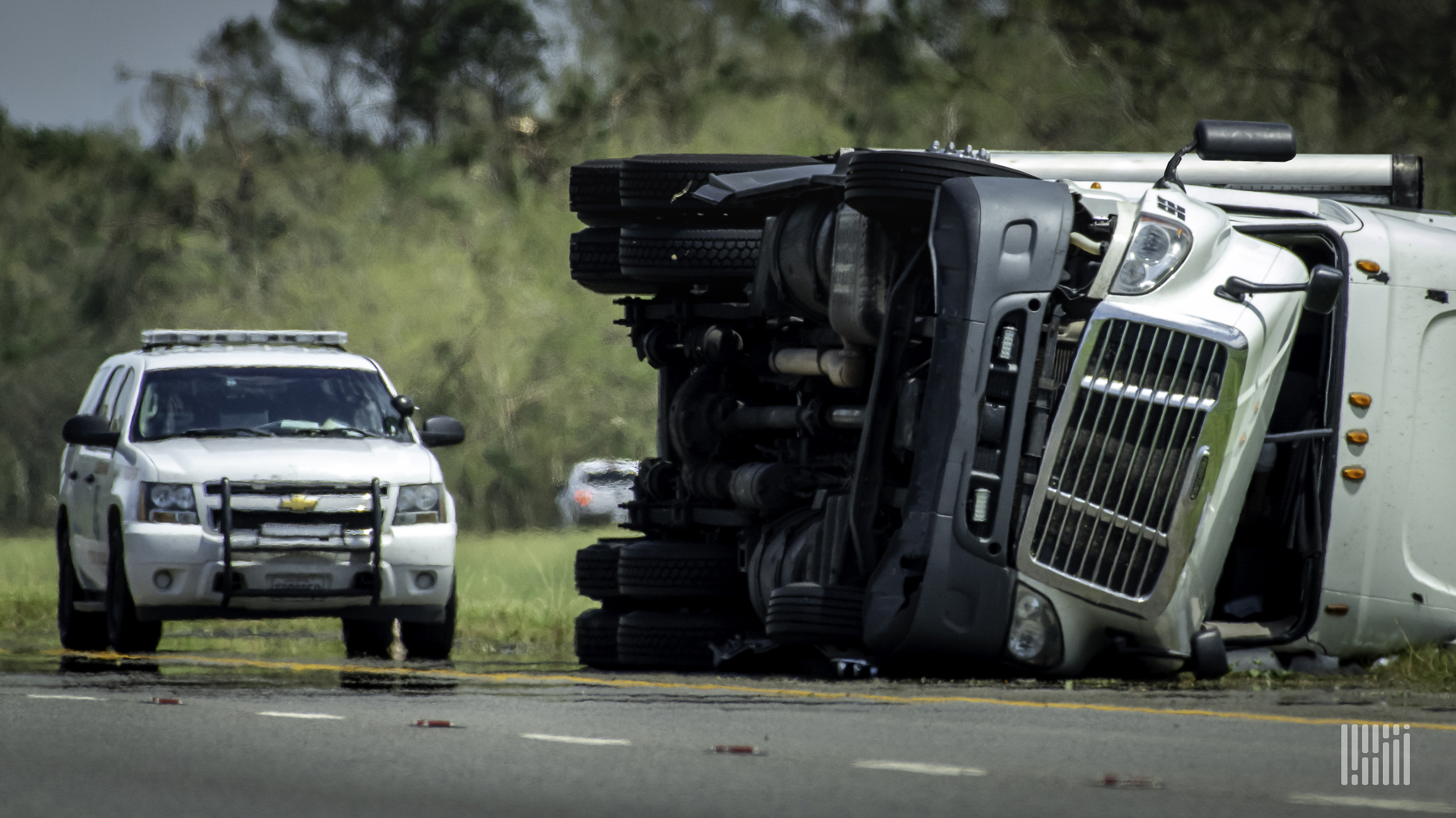 Safety expert reflects on emotional toll of truck accident - FreightWaves