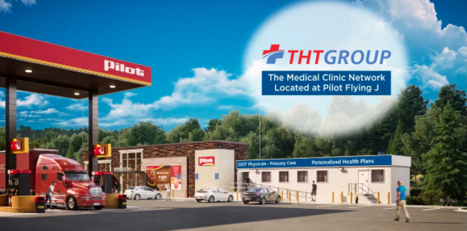 Trucker health clinic chain abruptly ceases operations, files Chapter 7