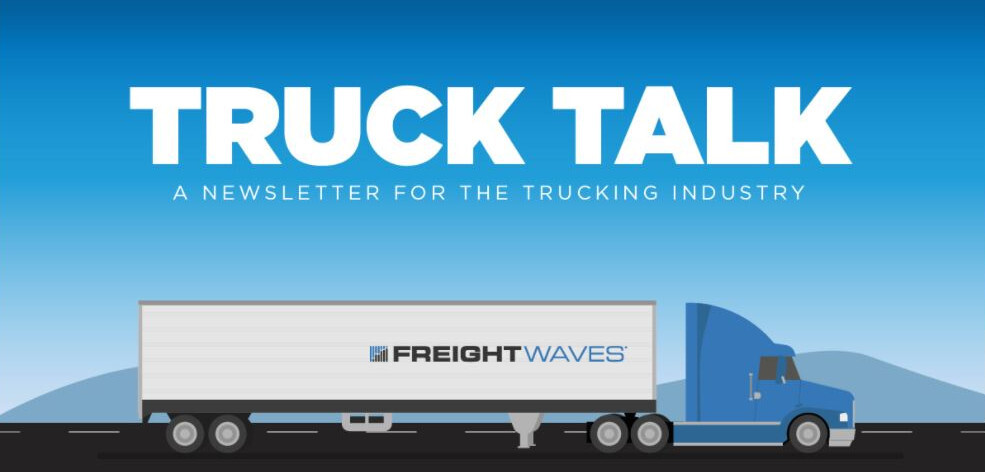 Truck Talk: Making the case edition