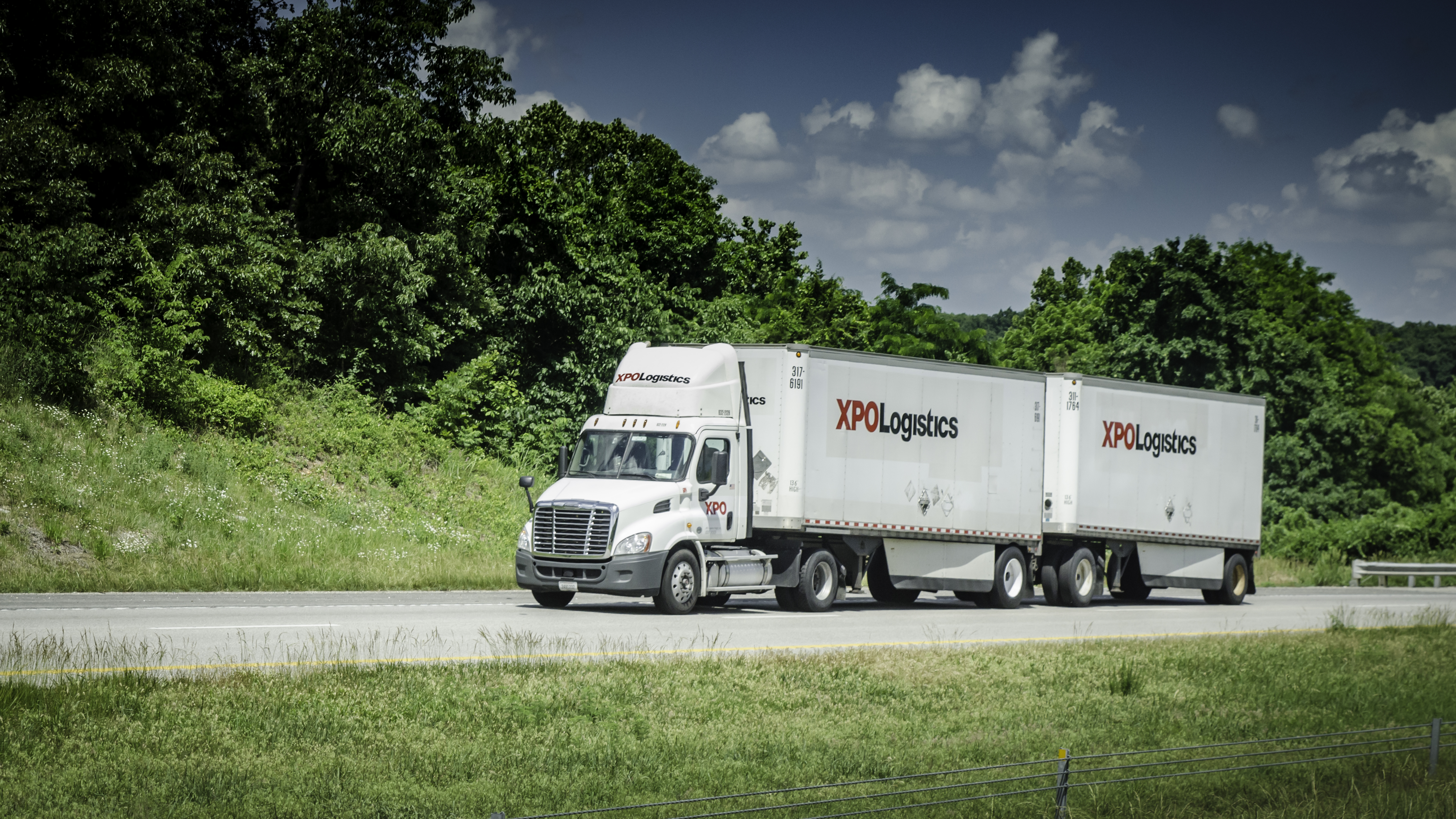 XPO, GXO split to occur in third quarter