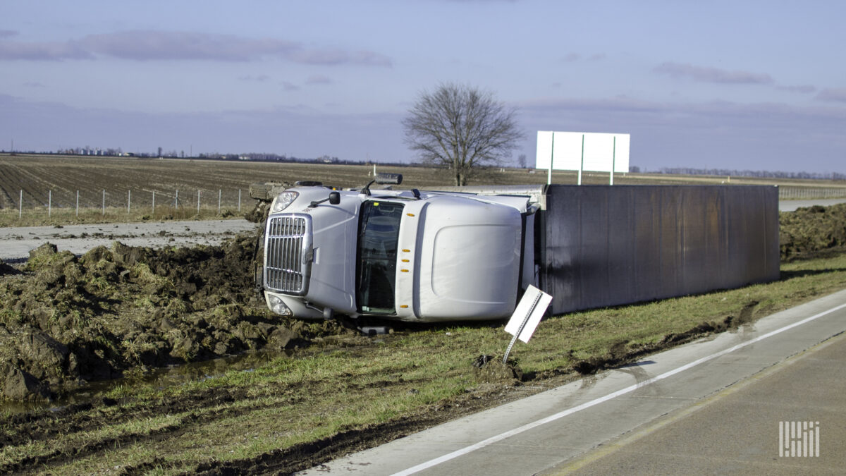 Why should truckers be aware of derechos?