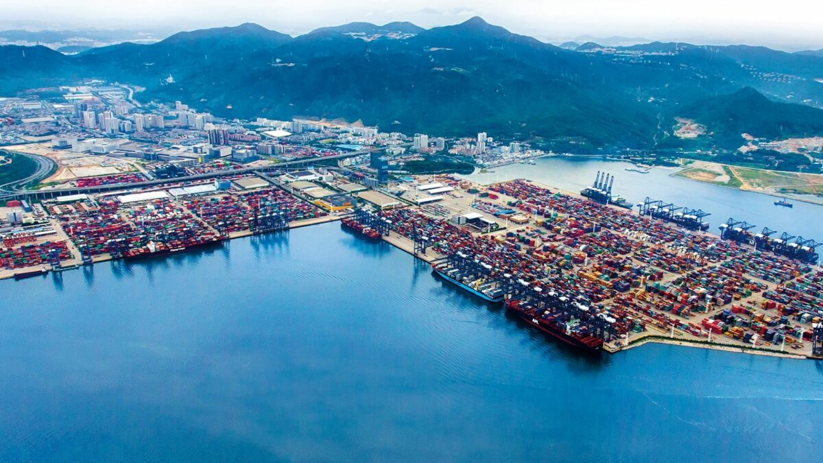 Yantian port back at full speed; box recovery could take a month