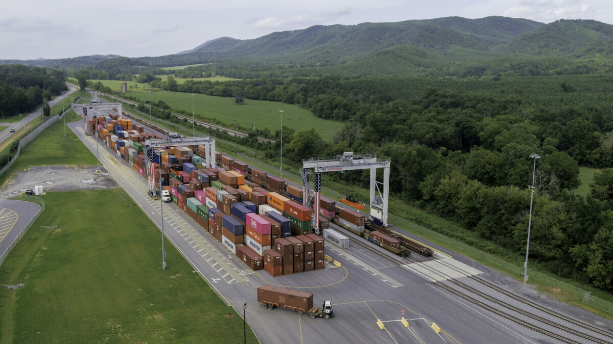 Georgia Ports Authority nets $47M federal grant for inland container port