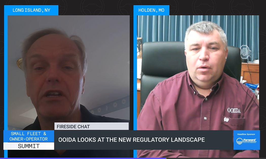 Small Fleet Summit: OOIDA discusses various 'shortages'
