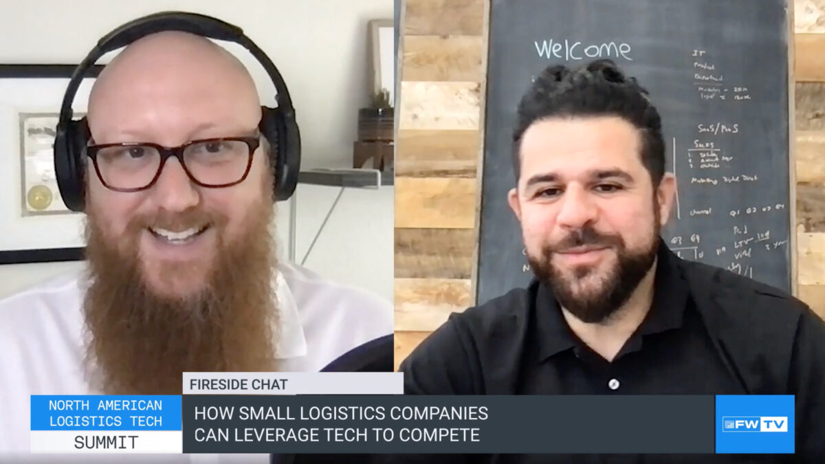 Logistics Tech Summit: How to compete with the big freight brokerages