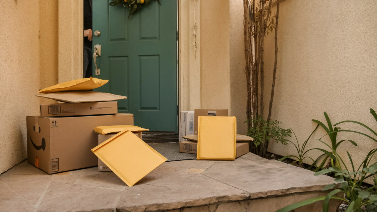 Porch pirates pose a greater threat than burglars, and consumers are paying the price