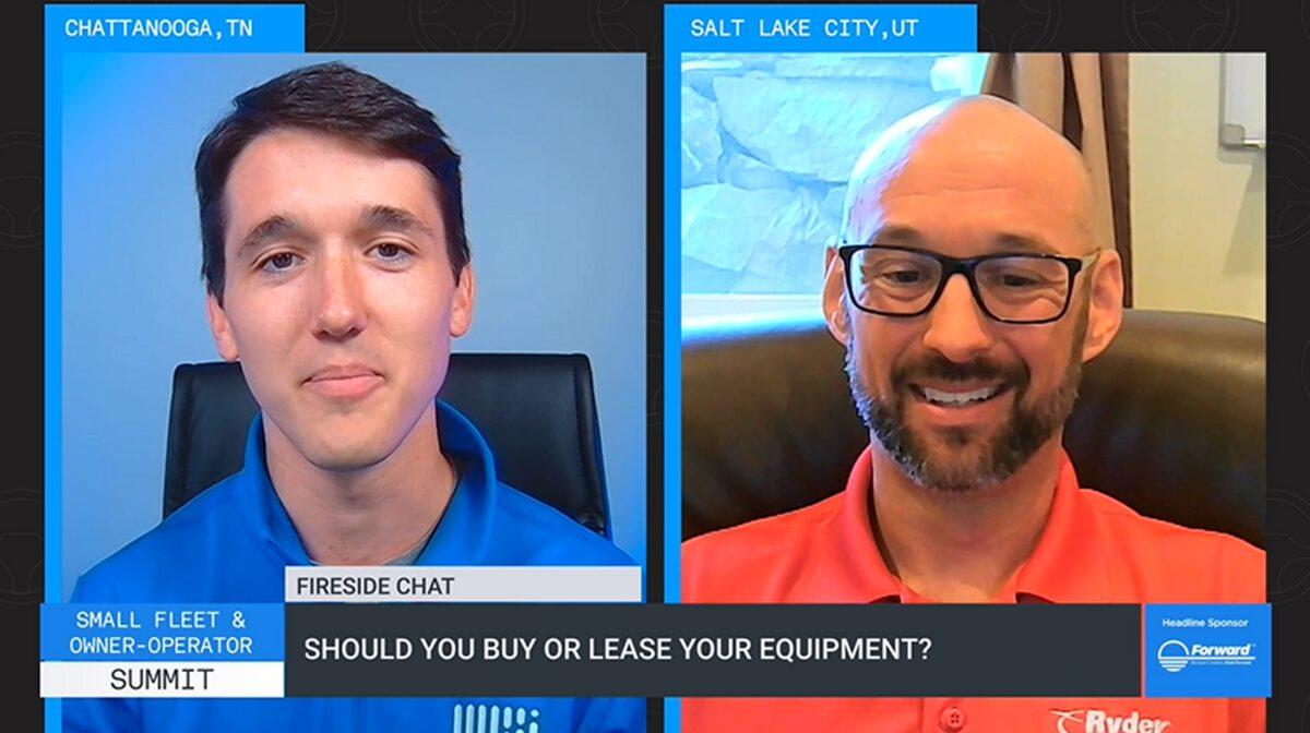 Small Fleet Summit: Does it make more sense to buy or lease?