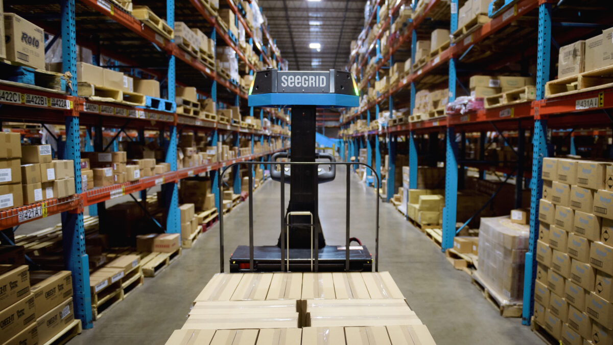Seegrid adds RaaS model for companies looking to utilize robots