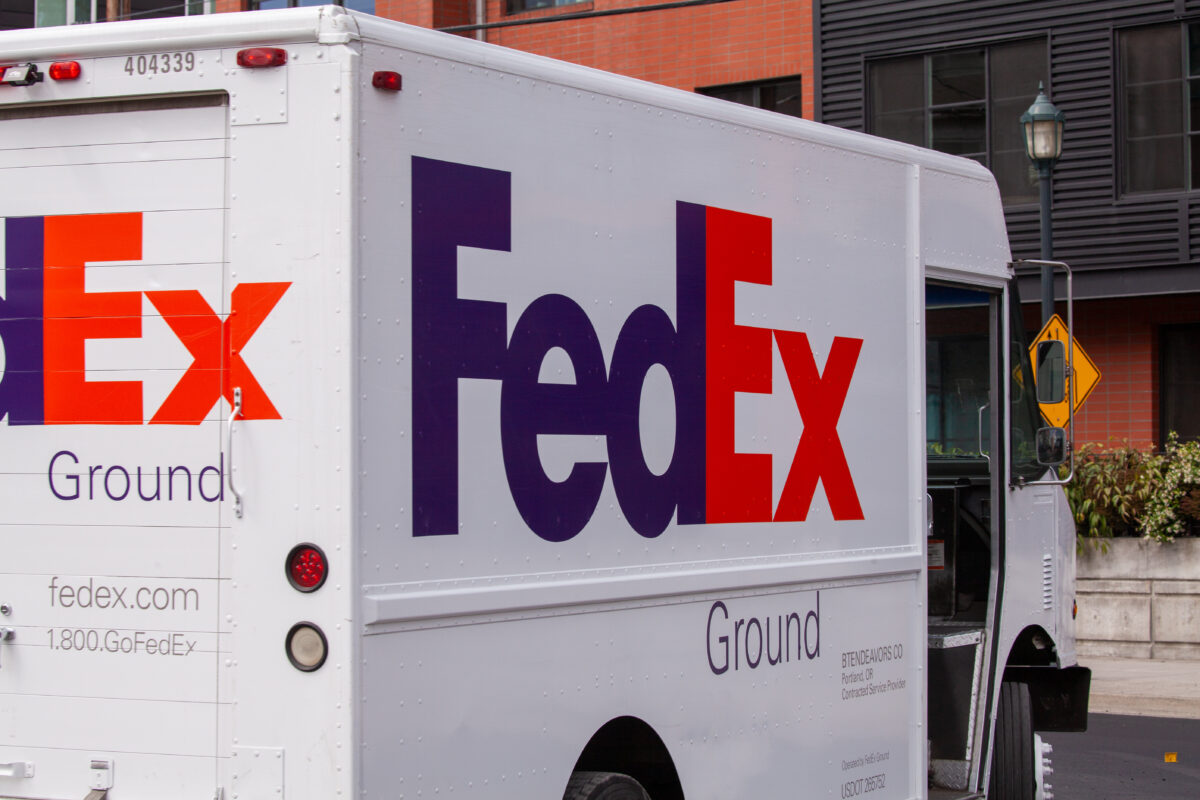 Is 'a day of reckoning' coming for FedEx, UPS?