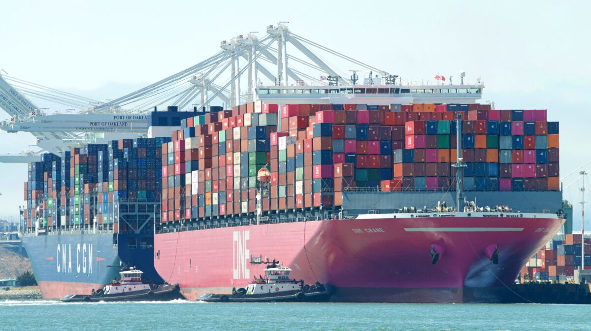 Container rates rocket even higher — and there's no end in sight