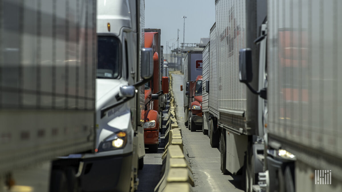 Big Tech executives find new frontier in FreightTech