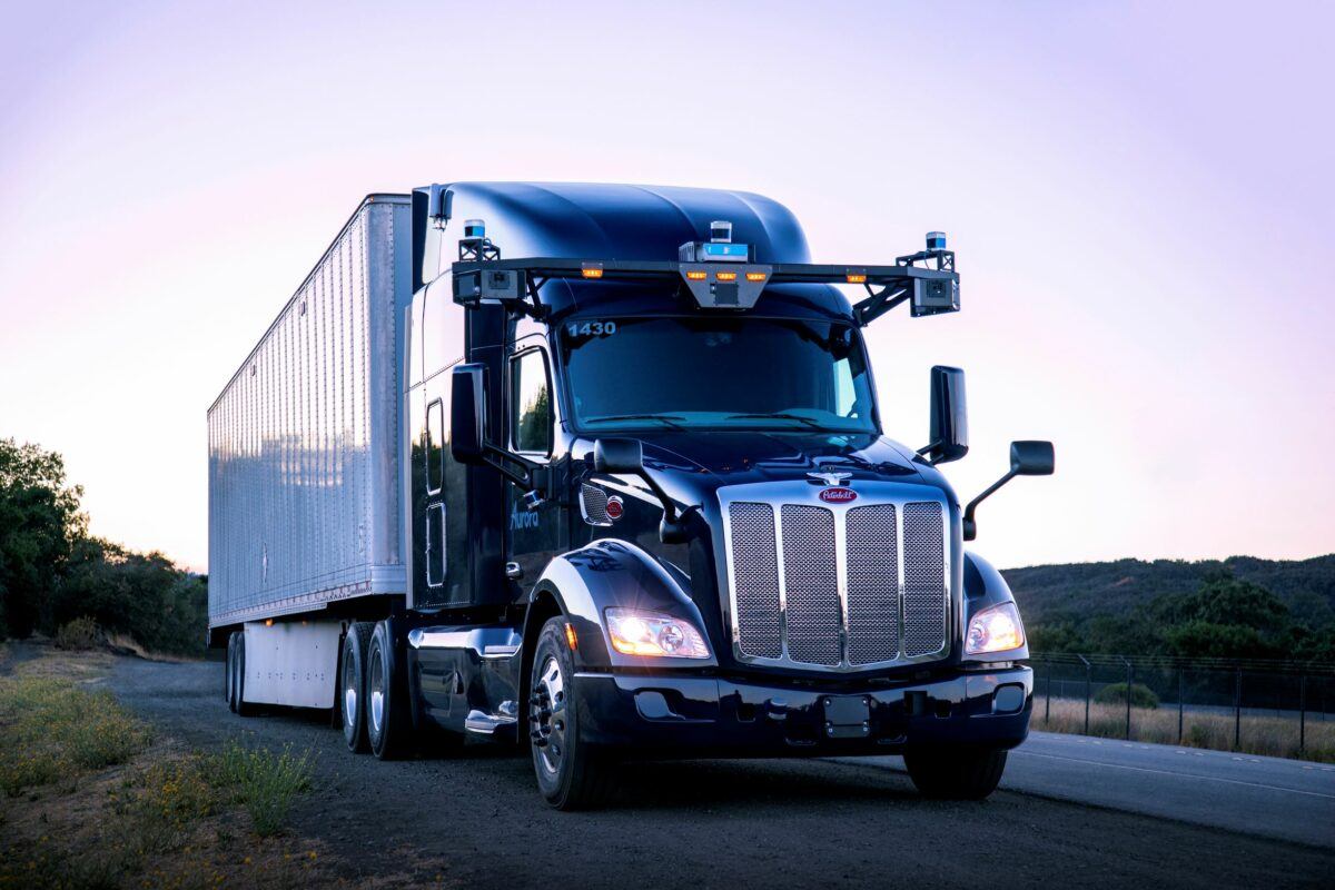 PACCAR, Volvo invest in self-driving tech company Aurora's $10.6B SPAC