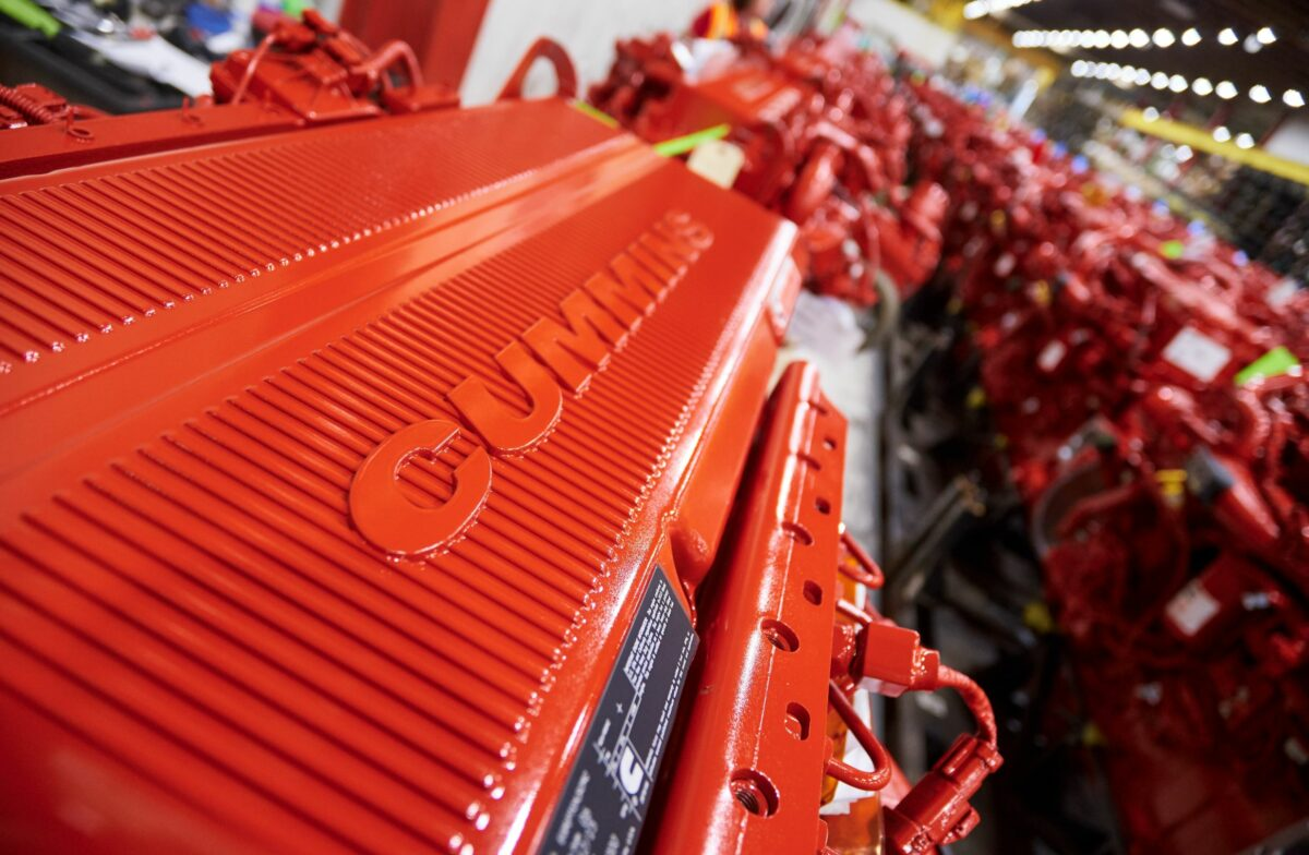 Cummins extends fuel rail fire risk recall to remanufactured engines