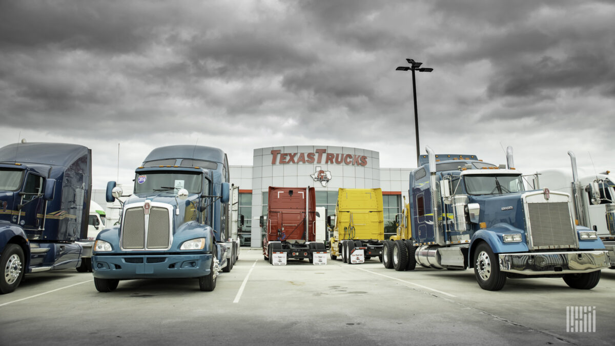Good stuff gone: Older used trucks show up in June auctions