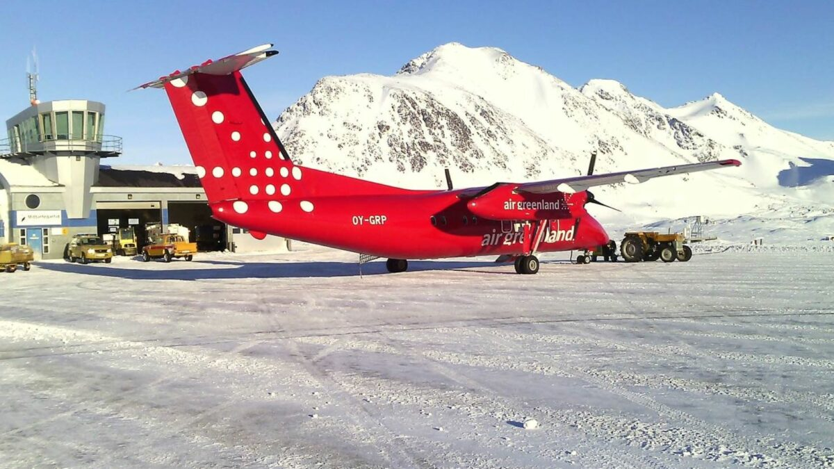 New airports will enable Air Greenland to transport seafood exports