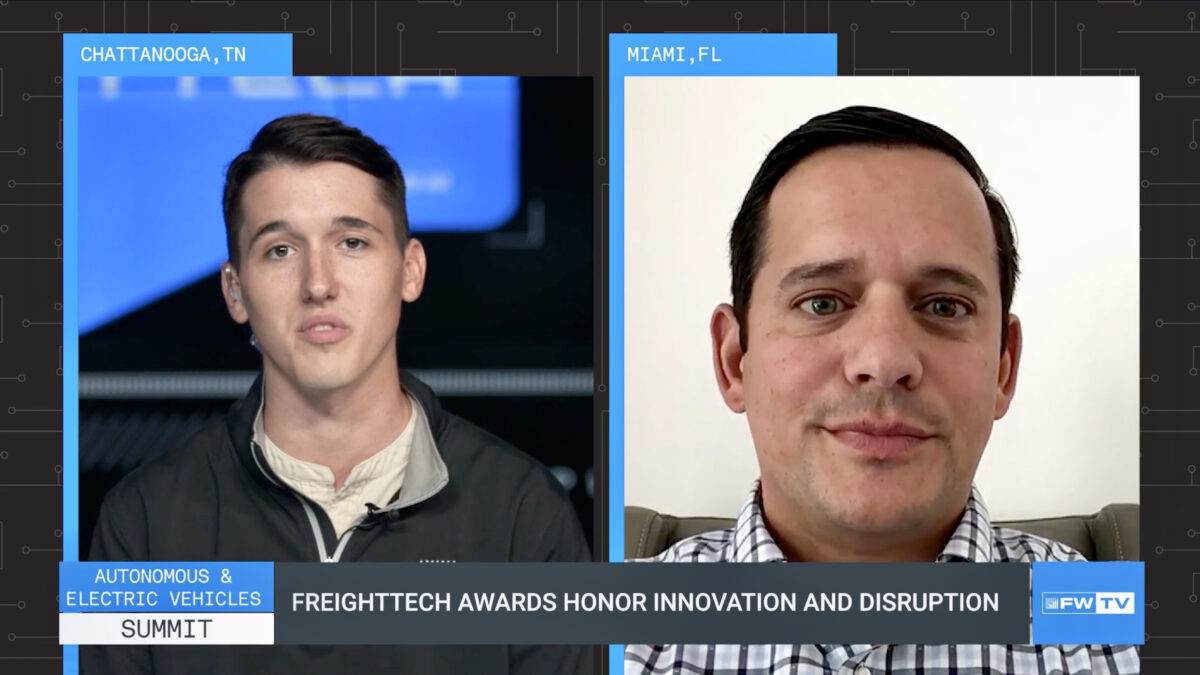 AEV Summit: Nominations open for FreightTech Awards