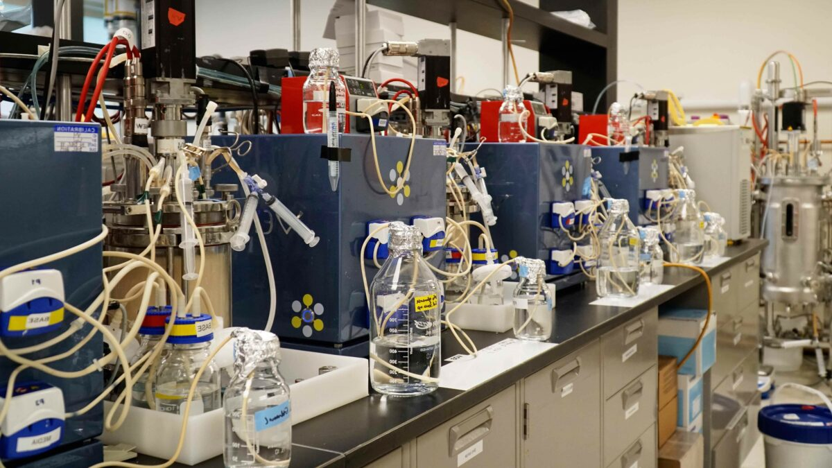 Startup using yeast to make drug components raises $73M